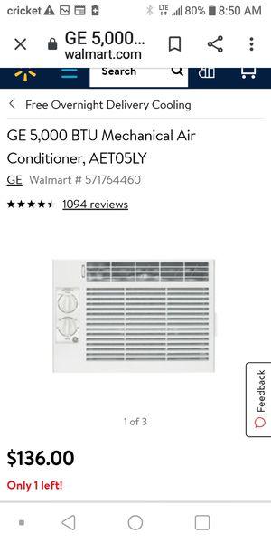 2 AC window units for Sale in El Paso, TX