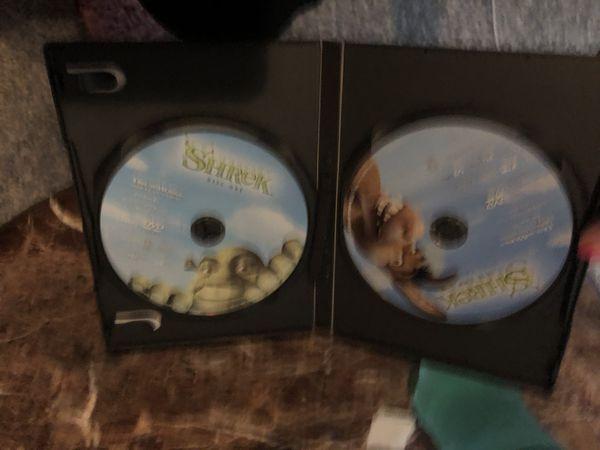 Shrek DvD 2 disc special edition.