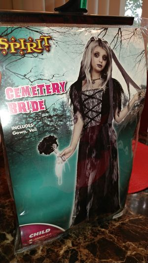 Girls Halloween costume for Sale in Riverview, FL