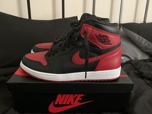 Air Jordan 1 OG High 'Banned' Size 12 for Sale in Greensboro, NC