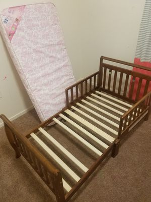 Kids mattress with frame bed for Sale in Brawley, CA