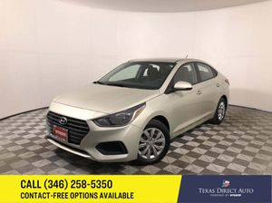 2018 Hyundai Accent for Sale in Stafford, TX