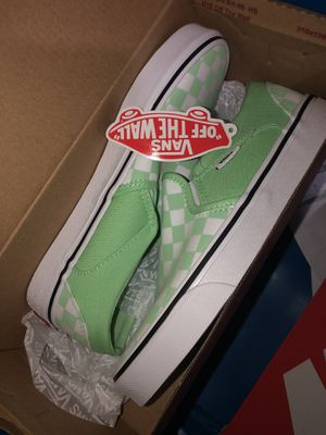 Vans Asher 7.5 women / 6 youth for Sale in South Bend, IN