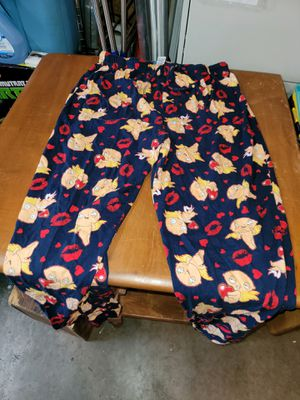 Men's family guy pajama pants size large for Sale in Covington, WA