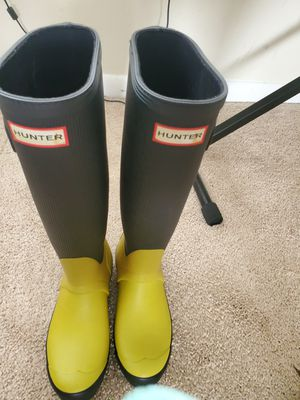 Hunter rain boots for Sale in Columbia, SC