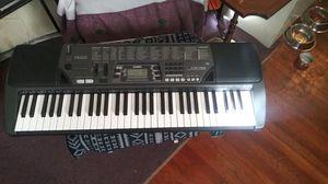 Casio keyboard CTK 700 for Sale in Oakland, CA