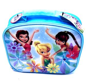 Disney Fairies Tinkerbell and Friends Insulated Lunchbox by Thermos for Sale in Fort Myers, FL