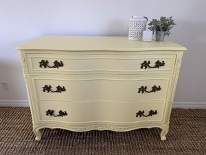 Dresser credenza buffet sideboard entryway console tv stand accent piece bar nursery for Sale in Hollywood, FL