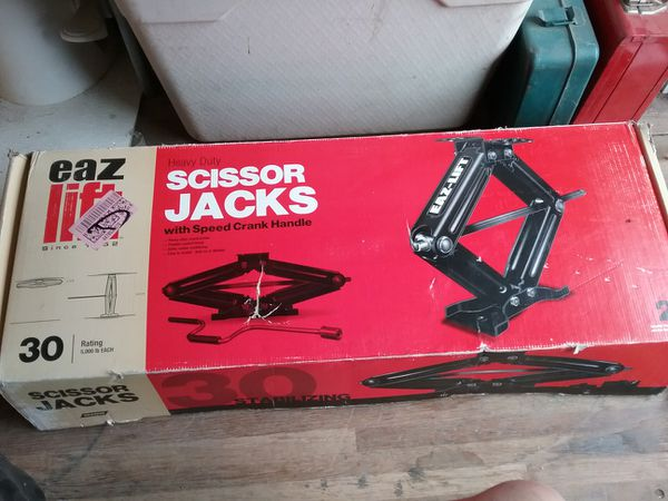 "BRAND NEW 30"" trailer scissor jacks STABILIZERS"
