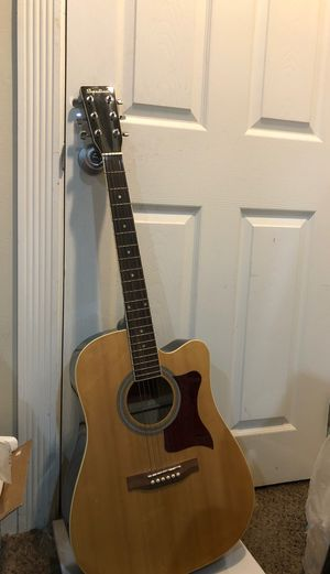 Acoustic Guitar used good condition for Sale in Los Angeles, CA