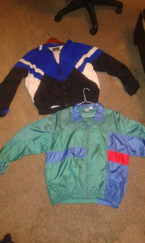 Vintage sweat jackets for Sale in Los Angeles, CA