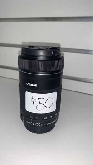 Canon lenses for Sale in Sugar Land, TX