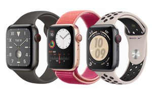 APPLE WATCH Series 5/GALAXY WATCH ACTIVE 2 for Sale in Round Rock, TX
