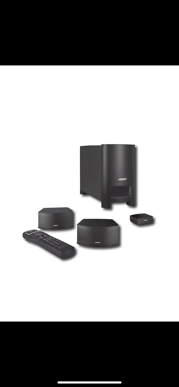 Bose - GS Series II Digital Home Theater Speaker System