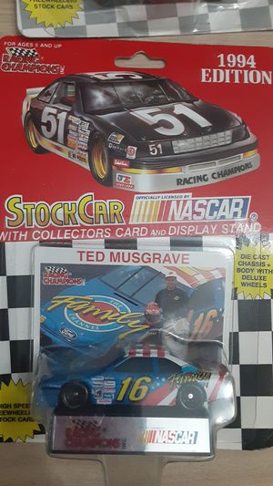 Nascar collectors card & Display stand for Sale in Murfreesboro, TN