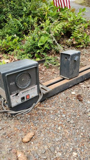 Free Old Lathe for Sale in Gig Harbor, WA