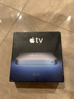 Apple TV mac+pc for Sale in Modesto, CA