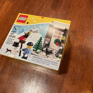 Lego Christmas Winter Fun 40124 for Sale in Los Angeles, CA