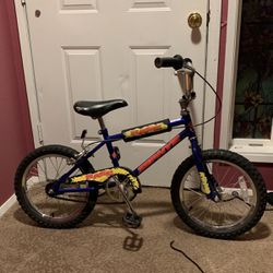 Vintage 1985 Zephyr Rage Bmx Bike Youth for Sale in Vancouver,  WA