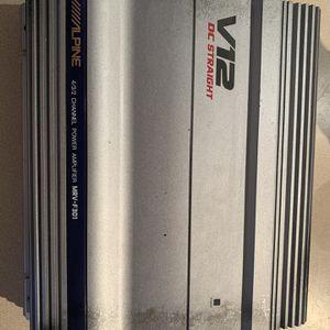 Amplificador De 4 Canales Para Vos Y Un Sudwofeer for Sale in Wenatchee, WA