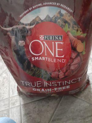 8lb grain free dog food for Sale in New Market, VA