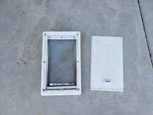 Doggy door small for Sale in Lake Elsinore, CA