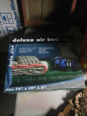 Air mattress for Sale in Norfolk, VA