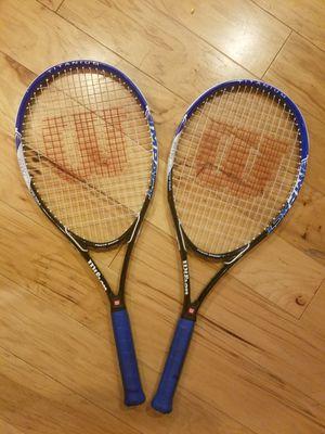 Wilson Tennis Rackets for Sale in West Jordan, UT