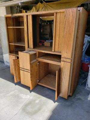 Tv console for Sale in Huntington Park, CA