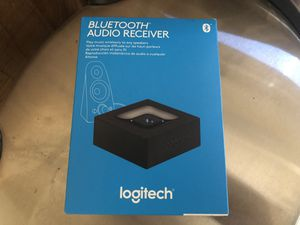 Logitech Bluetooth Audio Receiver for Sale in Antioch, CA