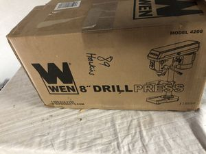Brand new drill press for Sale in Franklin Township, NJ