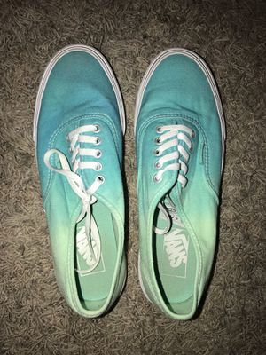 Blue vans for Sale in Richland, MS