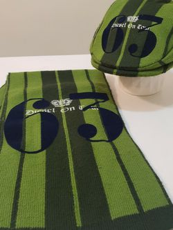 Diesel Scarf and Hat for Sale in Brooklyn,  NY