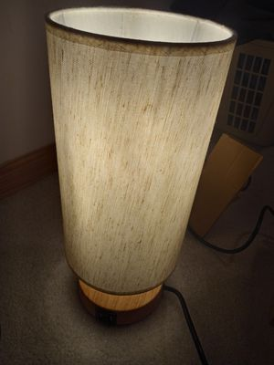Lamp touch lamp with usb charger. for Sale in Toms River, NJ