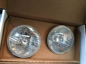 OEM Jeep Wrangler JK headlights for Sale in Chicago, IL