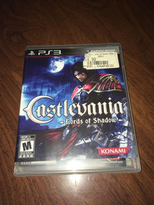 PS3 Castlevania for Sale in Hialeah, FL