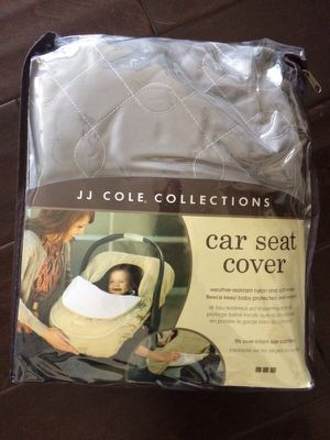 JJ Cole car seat cover for Sale in Los Angeles, CA
