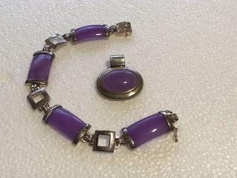 Lavender Jade Jewelry for Sale in Robertsdale,  AL