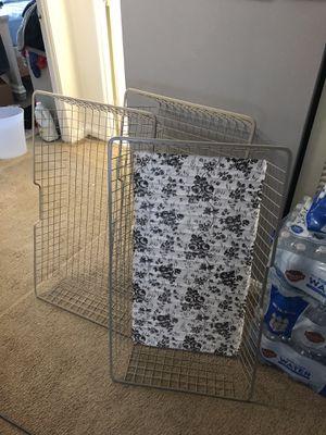 Ikea pax wardrobe basket.freee for Sale in Everett, MA