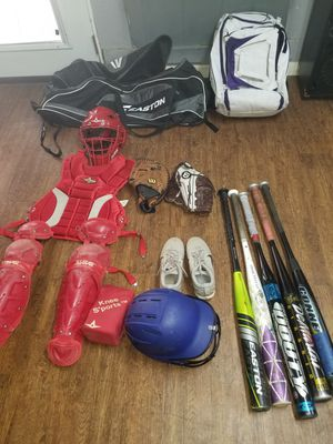 Softball Equipment for Sale in Euless, TX