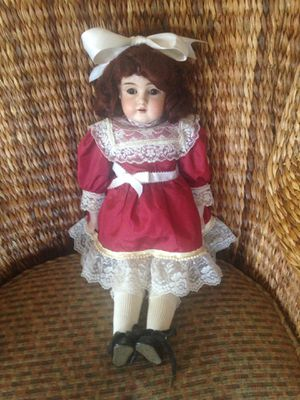 Simon & Halbig 157 antique doll for Sale in Temple City, CA