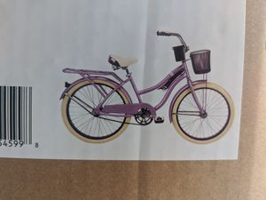 """New Huffy 24"""" Nel Lusso Girls Purple Bike Bicycle for Sale in Laurel, MD"""