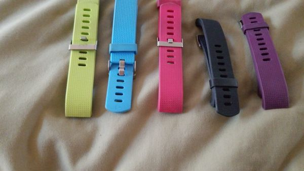 Charge 2 wristbands sm/med