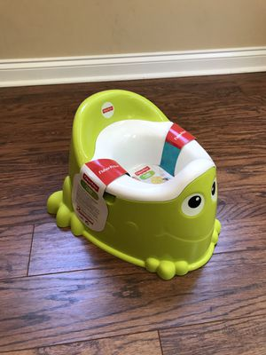 Fisher Price Froggy Potty, NEW for Sale in Knoxville, TN