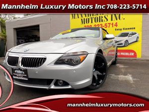 2006 BMW 6 Series for Sale in Stone Park, IL