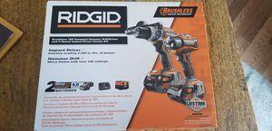 RIDGID Impact Driver kit for Sale in Acworth, GA