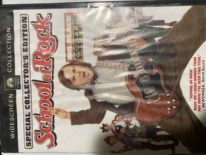 School of Rock - Jack Black DVD special collectors edition for Sale in Taylor, MI
