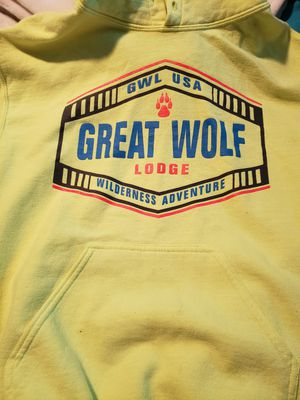 Great Wolf Lodge Hoodie Adult Small for Sale in Raleigh, NC