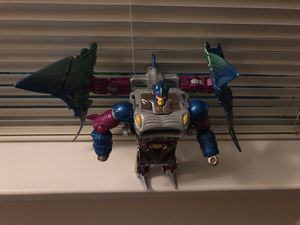 TRANSFORMERS BEAST WARS Depth Charge Action Figure for Sale in Atlanta, GA