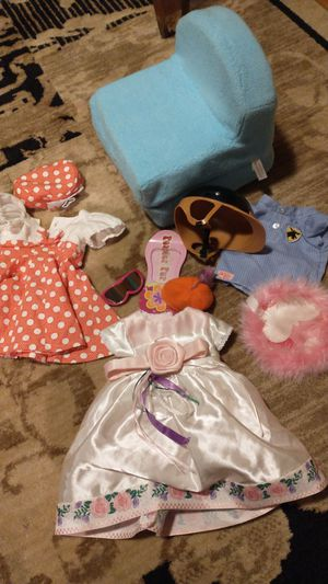 American girl doll accessories plus outfits for Sale in Auburn, WA